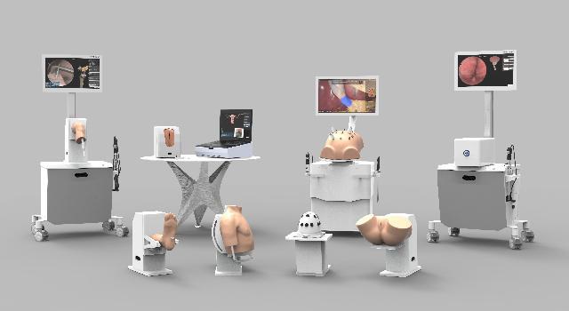 Simulateurs VirtaMed
